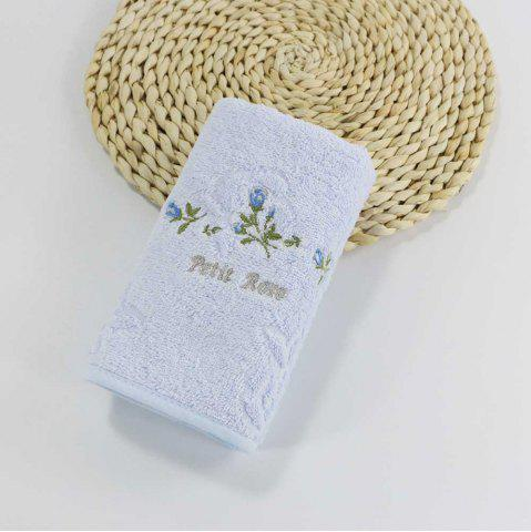 Online Muchun Soft Hair Towel Cotton Fabric Absorbent Washrag Washcloth Couple Towels