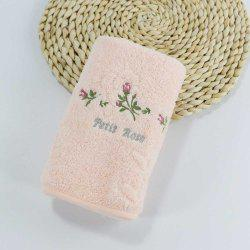 Muchun Soft Hair Towel Cotton Fabric Absorbent Washrag Washcloth Couple Towels -