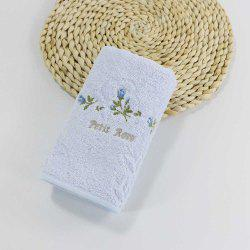 Muchun Doux Serviette De Toilette Coton Absorbant Washrag Gant De Toilette Couple Serviettes -