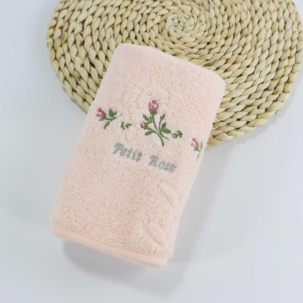 Unique Muchun Soft Hair Towel Cotton Fabric Absorbent Washrag Washcloth Couple Towels