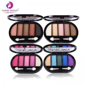 HABIBI BEAUTY Charming 3D Colorful Eye Shadow for Girls Makeup -