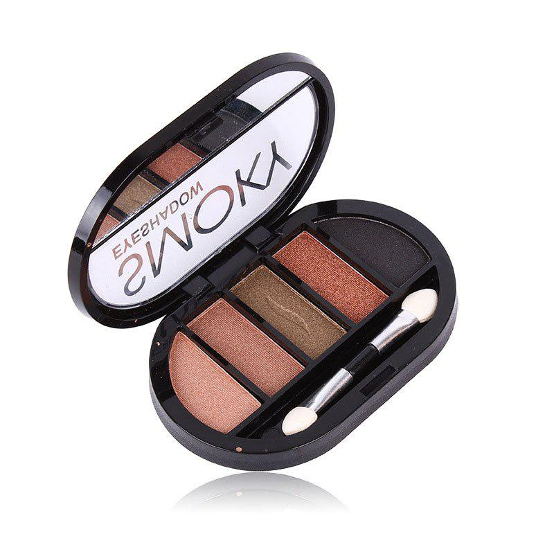 Sale HABIBI BEAUTY Charming 3D Colorful Eye Shadow for Girls Makeup