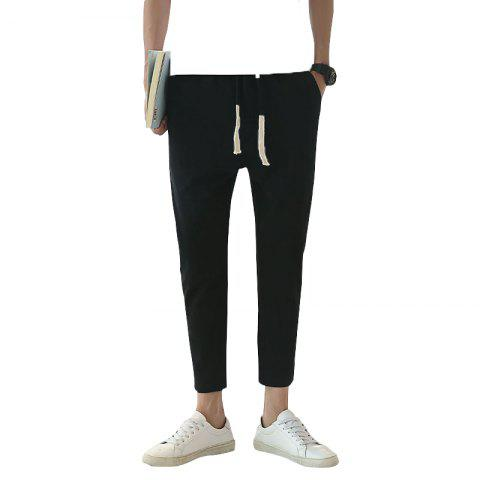 Fancy Fashionable Casual Dry Men's Trousers