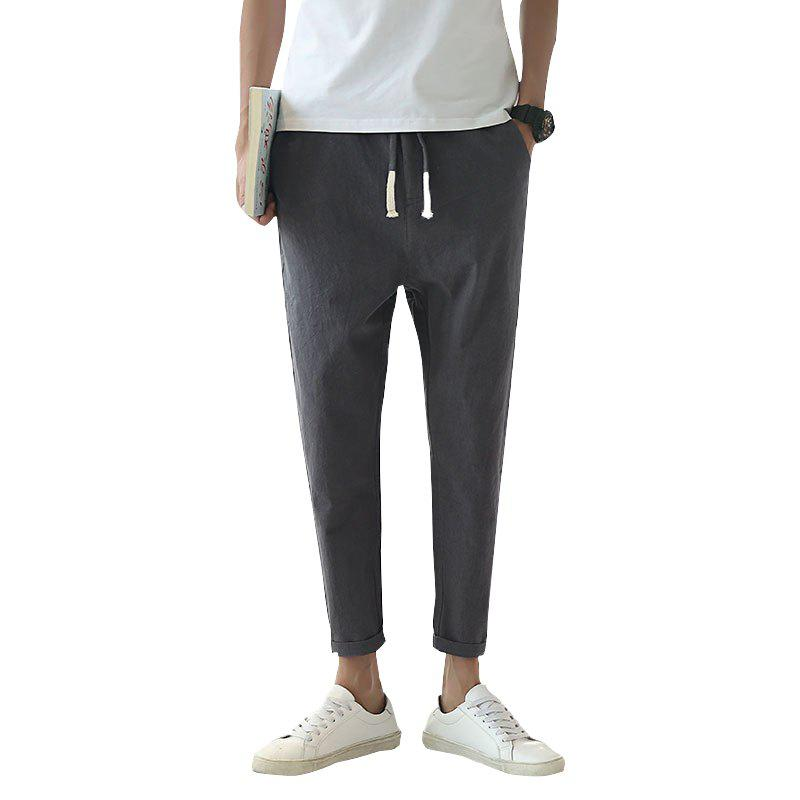Discount Fashionable Casual Dry Men's Trousers
