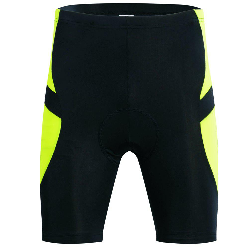 Online Realtoo Men's Cycling Shorts Padded Bicycle Riding Pants