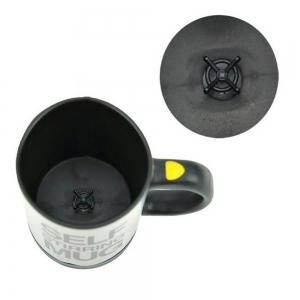 Automatic Mixing Cup with Cover -