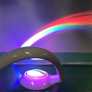 YWXLight Rainbow Projector Magic LED Romantic Night Light  for Kids -