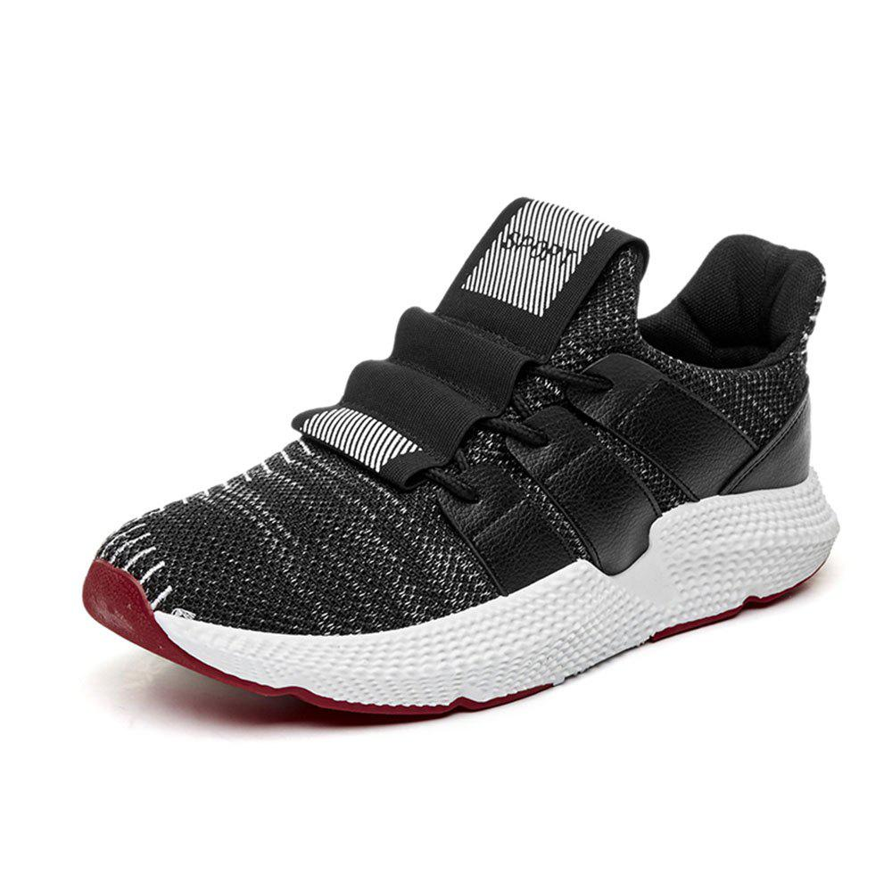 Latest 2018 Men New Style Mesh Breathable Athletic Shoes