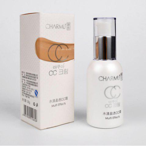 Fashion 10 in 1 CC Cream High Definition Radiance Face Cream Sunscreen SPF25 PA