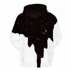 Fashion Pullover Garment Printing 3D Hoodie -