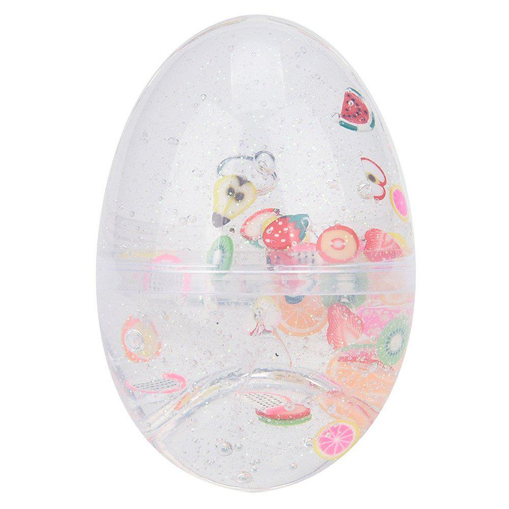 Best Creative Egg Modeling Pearl Mud