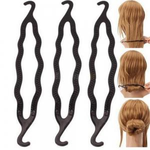 5PCS High-Quality Magic Style Double Hook Hairstyle Hair Clip 5PCS -