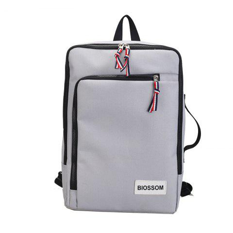 Outfits Backpack Outdoor Casual Student Multi-functional Handbag