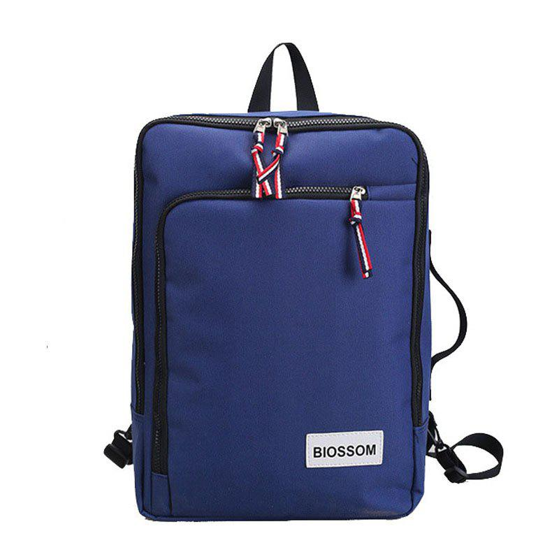 New Backpack Outdoor Casual Student Multi-functional Handbag