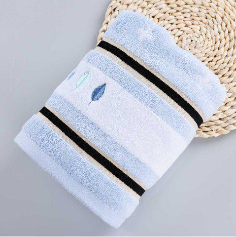 Sale Soft Europe Fashion Cotton Absorbent Shower Cleaning Spa Bath Towel