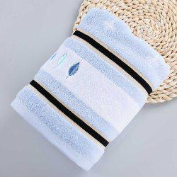 Soft Europe Fashion Cotton Absorbent Shower Cleaning Spa Bath Towel -