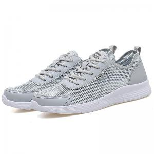 Summer Men Hollow Breathable Sneakers -