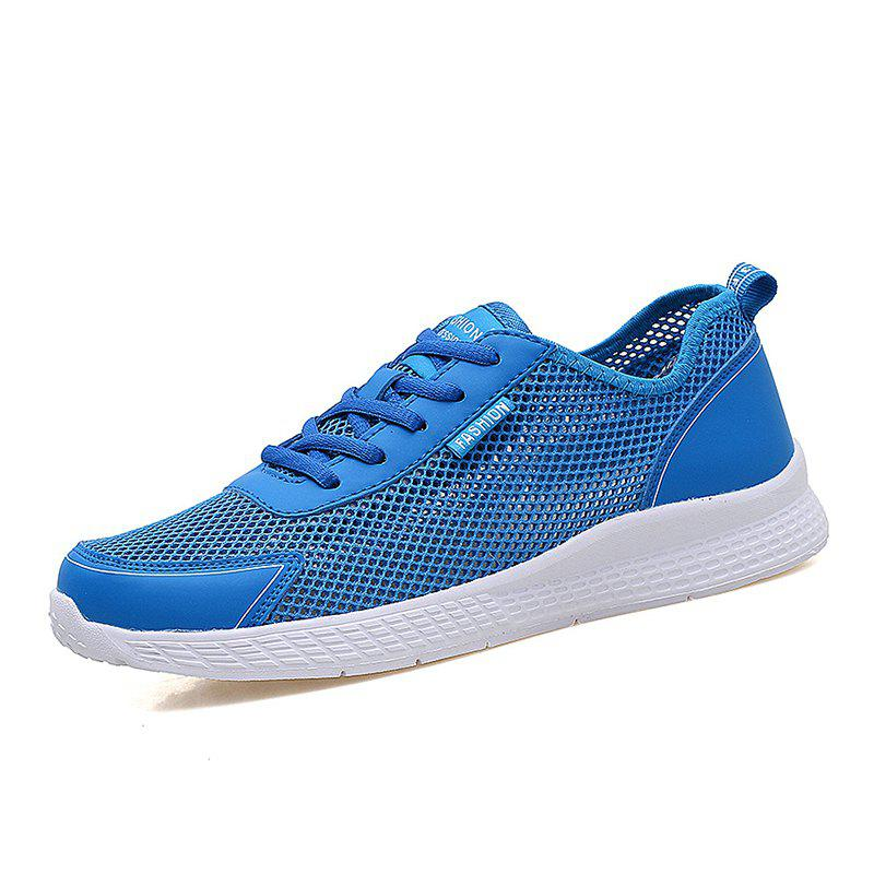 Fashion Summer Men Hollow Breathable Sneakers