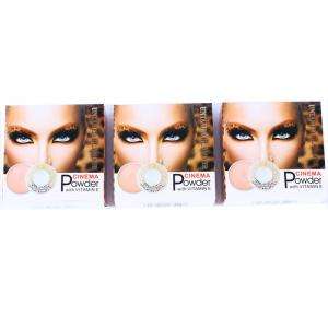 3 Colors Makeup Powder for Girls Cover the Spot on the Face -