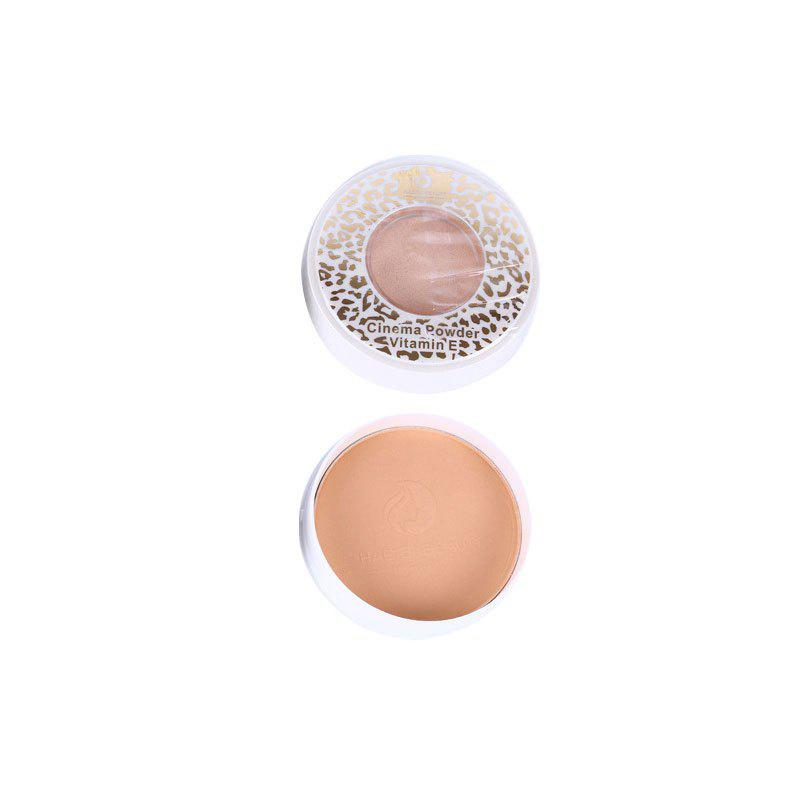 Online 3 Colors Makeup Powder for Girls Cover the Spot on the Face