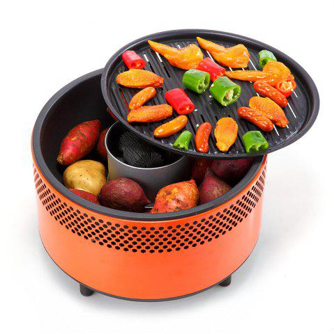Store Portable Charcoal Ultimate Electric Outdoor Barbecue Grill