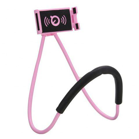 Outfits Lazy Bracket Mobile Phone Neck Hanging Stand Holder For iPhone Samsung