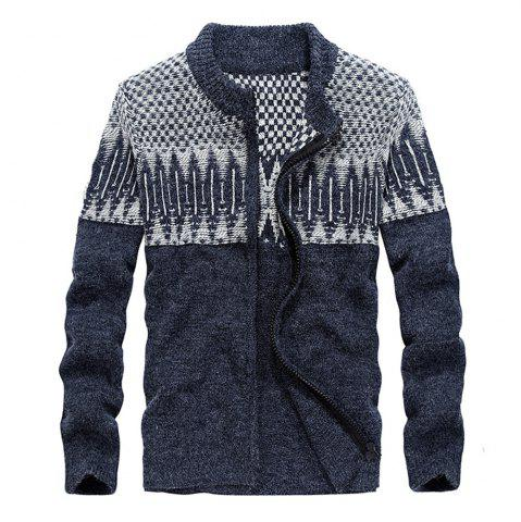 Unique Men Sweaters Men Cashmere Cardigans