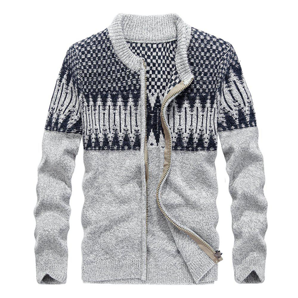 Fancy Men Sweaters Men Cashmere Cardigans