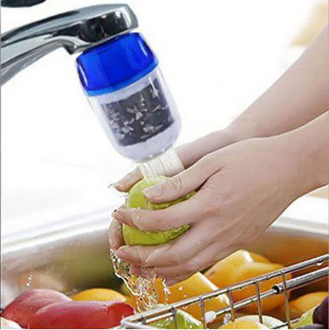 Trendy Coconut Carbon Water Purifier Filter Cleaner Cartridge Home Kitchen Faucet Tap For Bathroom Kit Tool