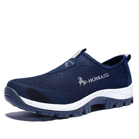 Trendy New Homass Low-Profile Outdoor Hiking Shoes