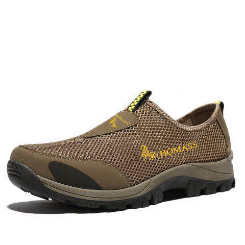Online New Homass Low-Profile Outdoor Hiking Shoes