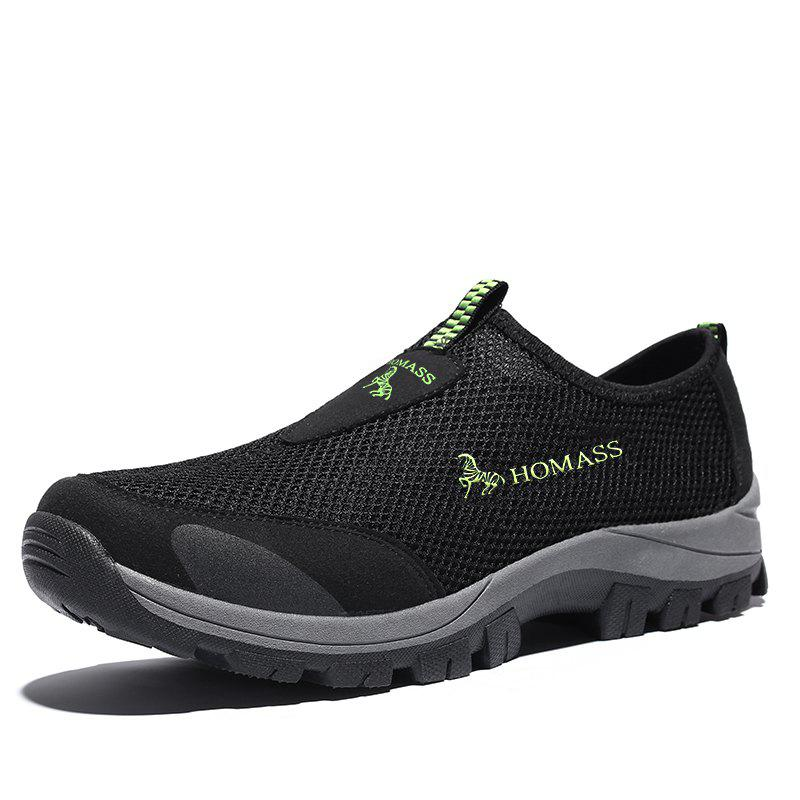Shop New Homass Low-Profile Outdoor Hiking Shoes