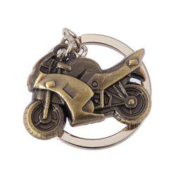 Hot Personalized High-quality Motorcycle Pendant Key Chain -