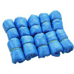 100PCS Disposable Shoe Covers Medical Waterproof Overshoes Rain Boots Mud Resistant 100PC -