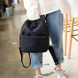 Fashion Wild Large Capacity Simple Small Fresh Cute Travel Backpack Tide -