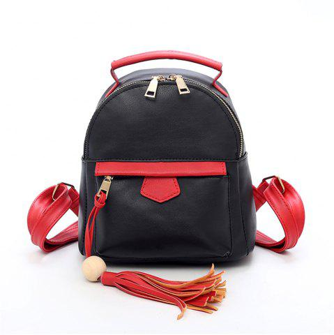 Affordable Fashion Simple Small Fresh Cute Female Mini Backpack Tide