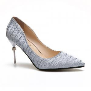 New Pointed Fine with Air Shoes in High Heels -