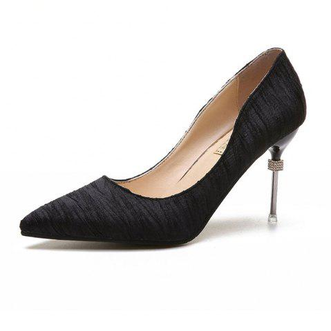 Fashion New Pointed Fine with Air Shoes in High Heels