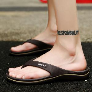 New Summer Men's Casual Slippers -