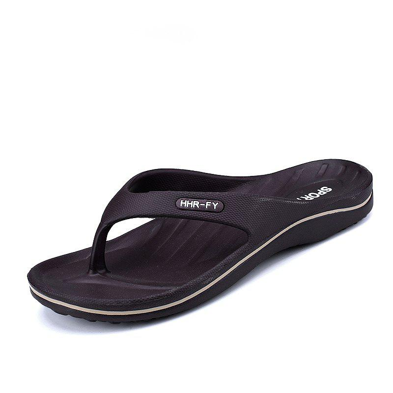 Online New Summer Men's Casual Slippers