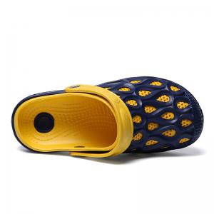 Ventilated Comfortable Hollow Out Men's Slippers -