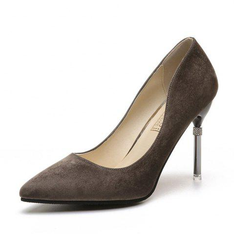 Fashion Summer New Pointed Fine with Air Quality High Heels