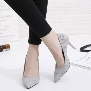 Spring and Summer New Pointed Stiletto Heels -