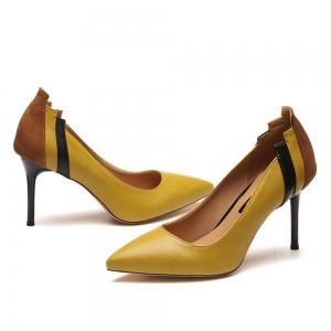 Spring and Summer New Pointed Classic Stilettos -