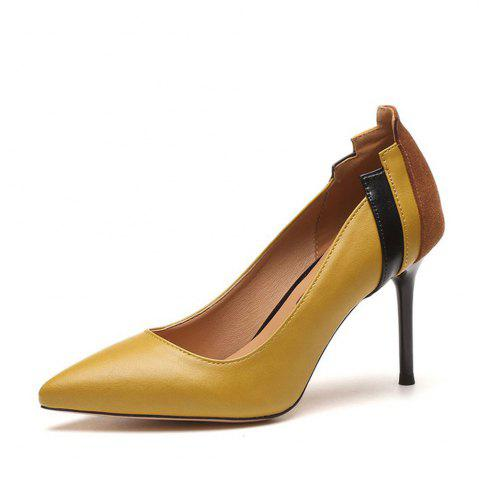 Fashion Spring and Summer New Pointed Classic Stilettos