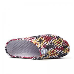 Breathable Comfortable Hollow Out Men's Slippers -