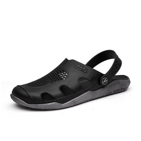 Outfits Breathable Comfortable Leather Sandals for Men