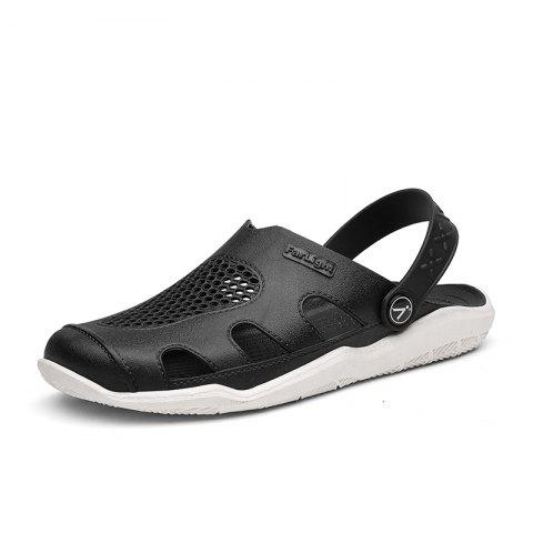 Shops Breathable Comfortable Leather Sandals for Men