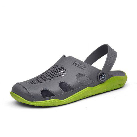 Online Breathable Comfortable Leather Sandals for Men