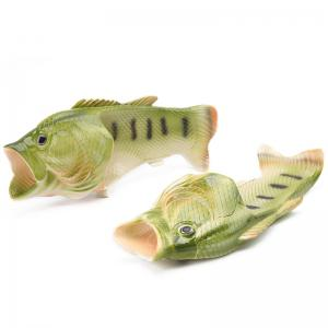 Breathable Comfortable Fish Type Slippers for Men -